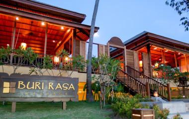 Exterior view of Burirasa Village Koh Samui Hotel in Koh Samui, Thailand