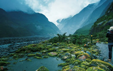 Enchanting Travels New Zwaland's landscapes - Franz Josef glacier