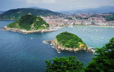 Enchanting Travels Spain Tours San Sebastian Resort in Spain, Europe