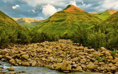 Lesotho Tours - Mountain Kingdom in Lesotho