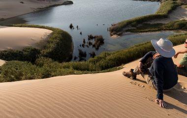 Enchanting Travels - Nambia Tours - Skeleton Coast - Hoanib Skeleton Coast Camp - Self safari walk