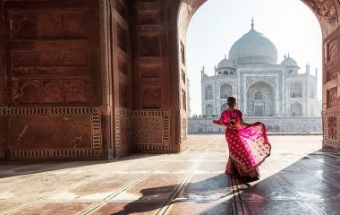 Taj Mahal in Agra - North India Tours