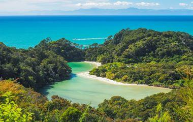 Abel Tasman National Park. (New Zealand)