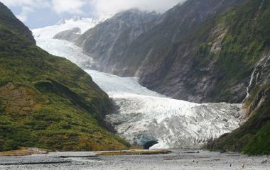 Enchanting Travels New Zealand Tours Franz Josef Glacier, New Zealand