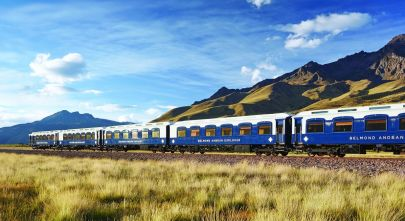 All Aboard! Luxury Train Ride in The Peruvian Andes