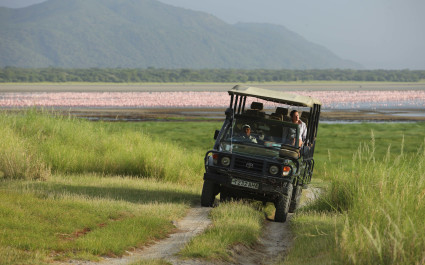 Safari tour, Tanzania - best luxury vacation spots in the world