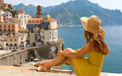 Best time to visit Italy - Amalfi Coast
