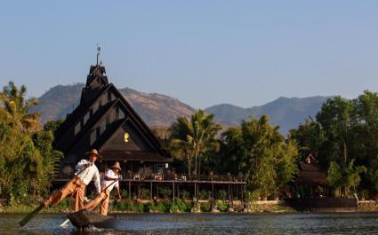 Inle Princess Resort Myanmar