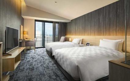 Standard Zimmer im Royal Classic Hotel Osaka