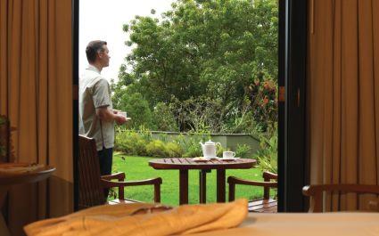 Belmond Sanctuary Lodge in Machu Picchu