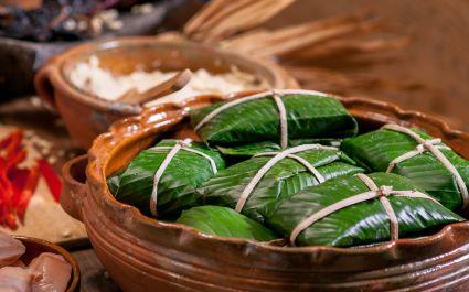 Enchanting Travels Guatemala Tours Guatemalan tamales, a traditional dish for Christmas and Saturdays