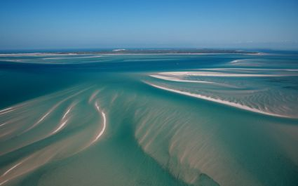 Enchanting Travels - Mozambique Tours - Bazaruto-Vilanculos - Azura on Benguerra Island Lodge - Island from the air- best trips to take in 2020