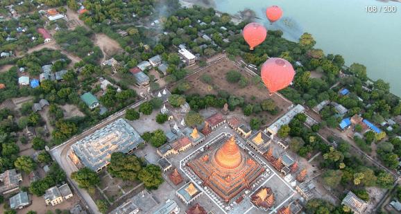 Myanmar Reisebericht - Bagan