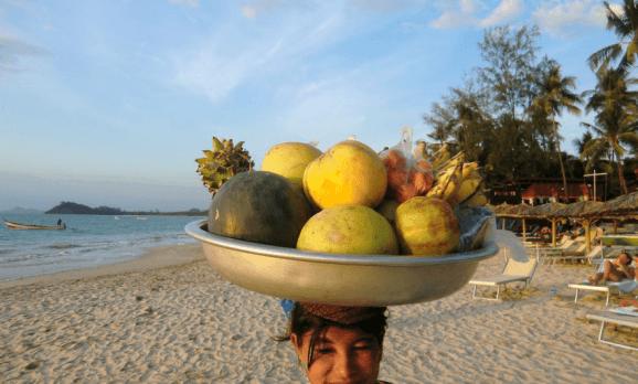 Myanmar Reisebericht - Ngapali Beach