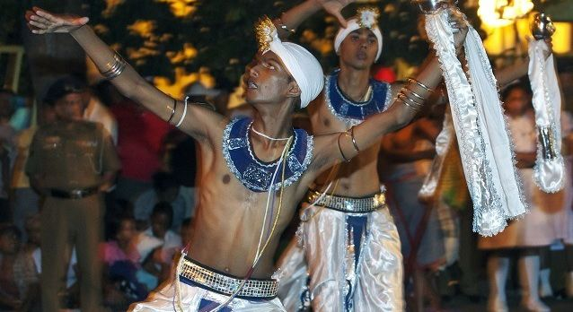 Highlights of Sri Lanka - Kandy Festival