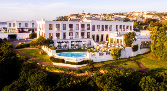 Exterior view at The Plettenberg Hotel in Garden Route, South Africa