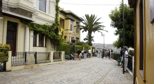Chill with Bohemian Flair on your Valparaiso Tour