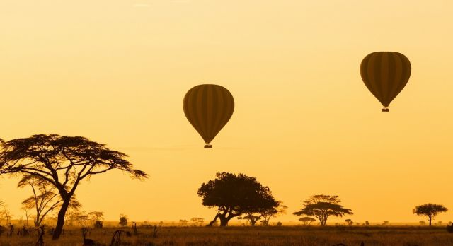 Fly High: Hot Air Balloon Adventures Around The World