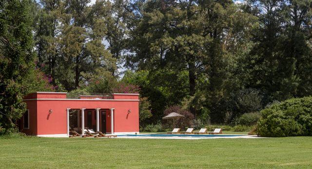 La Bandada - pool