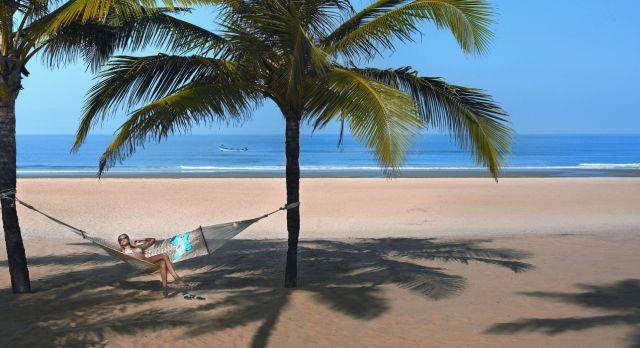 Strand von Goa