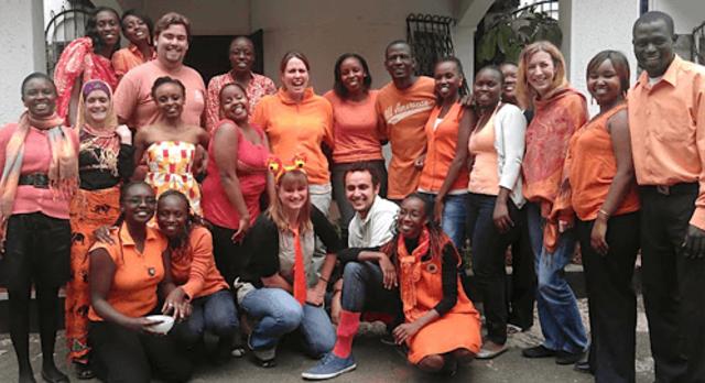 Enchanting Travels Africa Office Team Members