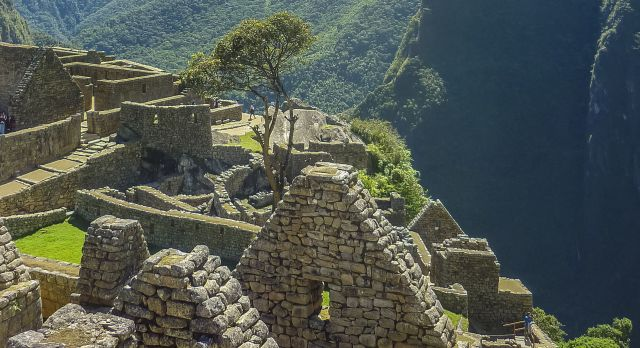 Definitiv einer der Höhepunkte von Peru: Machu Picchu