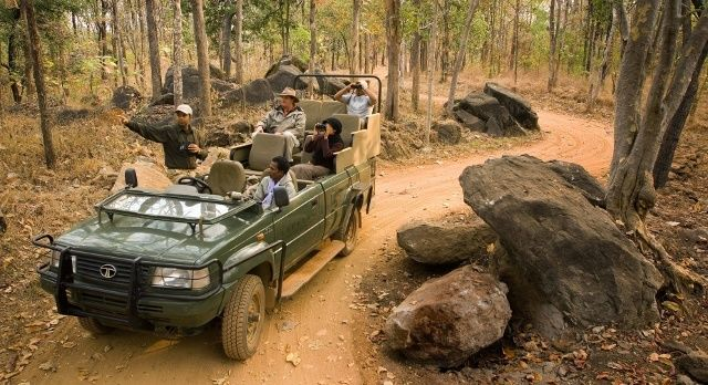 The Real Jungle Book: Jeep Safari in India