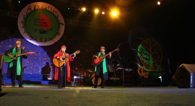 Sanur Village Festival im August in Indonesien