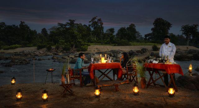 Safari in India: Pench Tree Lodge