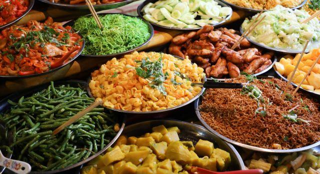 Southeast Asian Street food: Laos