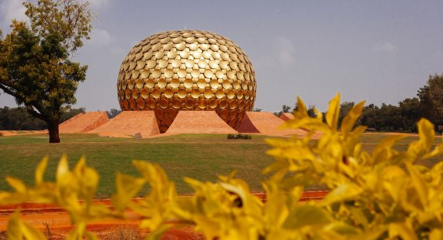 Visit Auroville on a South India vacation
