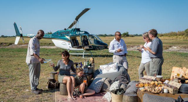 Enchanting Travels Top 10 Unusual Luxury African Safari Experiences helicopterhorizons_2016-11-74e