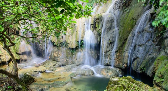 There are several enchanting waterfalls within the Pu Luong Nature Reserve - Vietnam Destinations