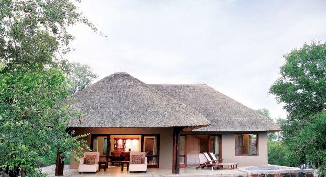 Exterior view Arathusa Safari Lodge