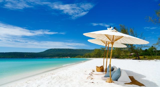 Koh Rong in Cambodia - Ideal for winter travel