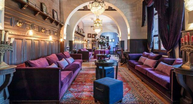 Castillo Rojo Hotel in Santiago