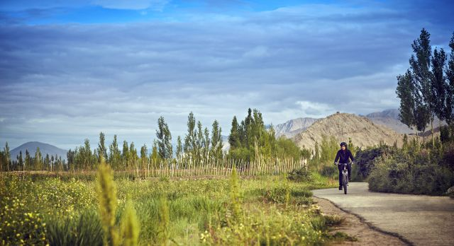 Bicycle Tour in the Leh and Ladakh regions of the Himlayas, India