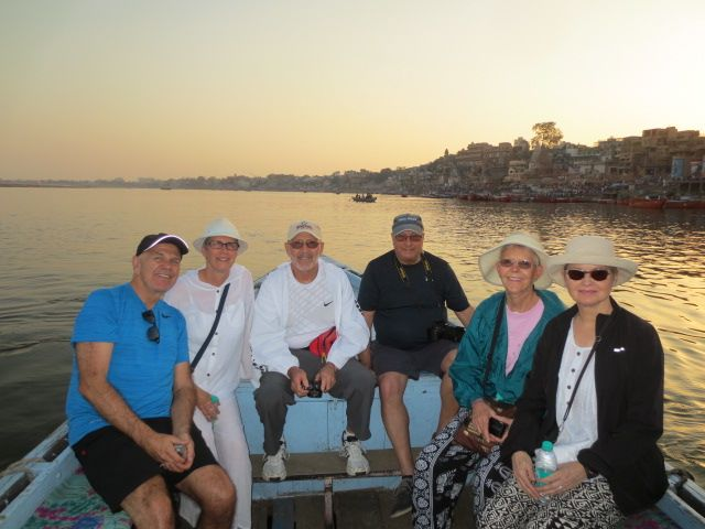 Enchanting Travels India Guest Marianne Villeneuve