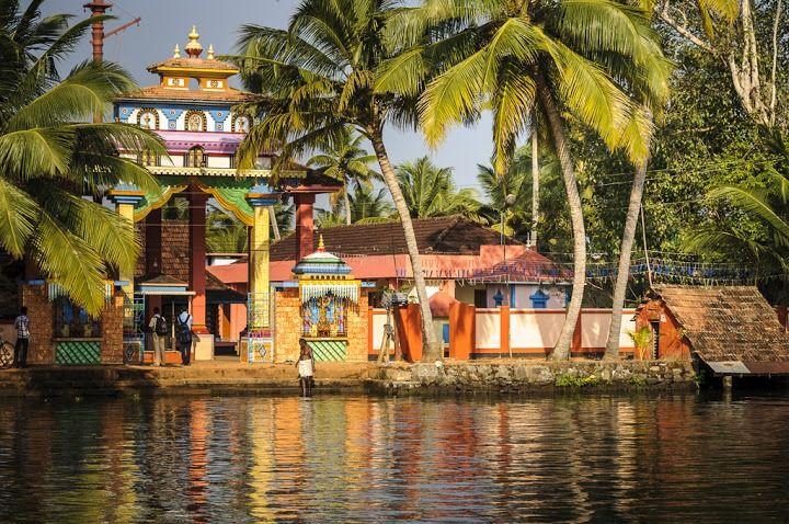 Auf Indien Reise das Onam 2017 besuchen