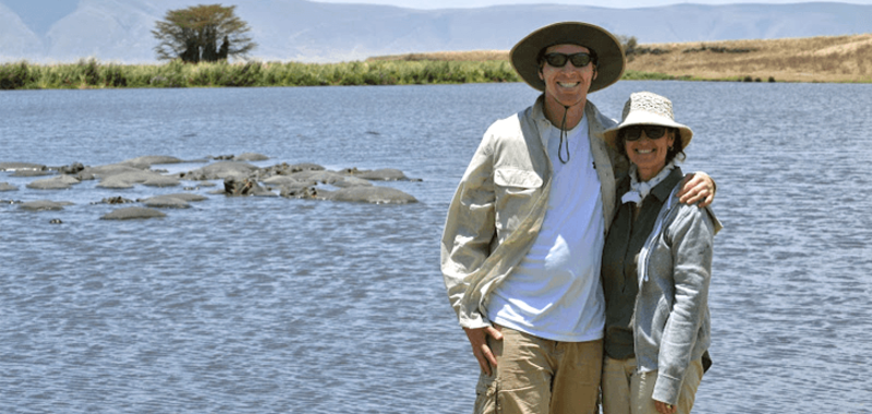 Africa Guest traveled with Enchanting Travels