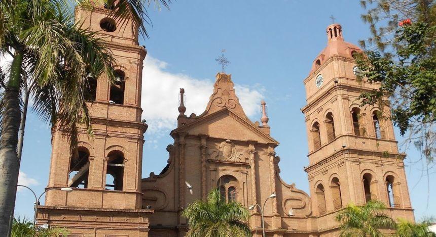 Santa Cruz Altstadt