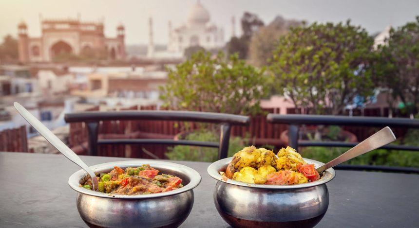 Essen auf Nordindien Rundreisen