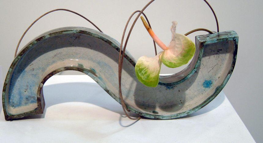 Ikebana, die japanische Kunst der Blumenarrangements