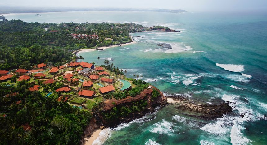Enchanting Travels Sri Lanka Tours Weligama Hotels Weligama Bay Resort