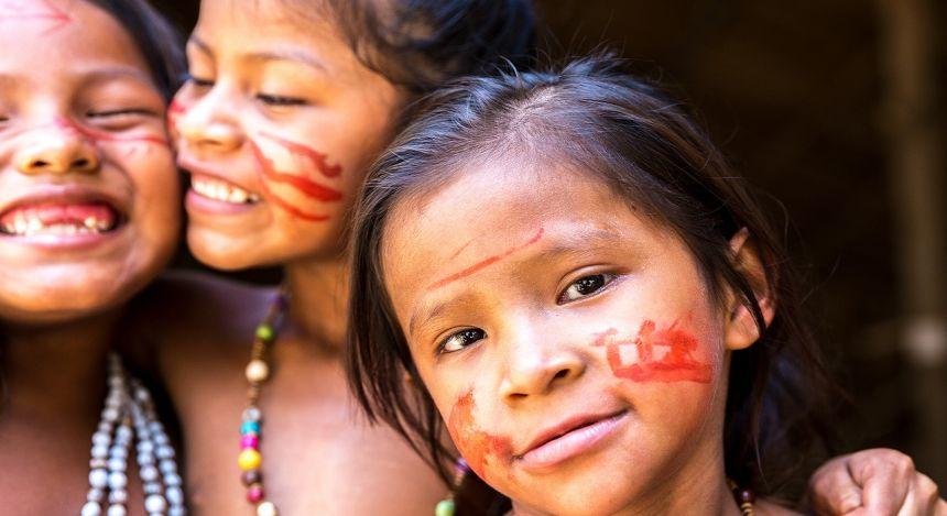Treffen Sie die Einheimischen auf ihre Reise nach Amazonas