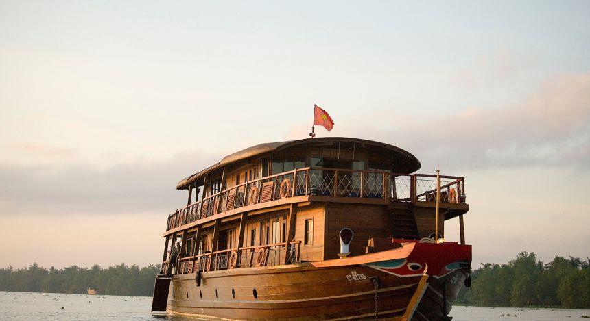 Halong Bay or Mekong Delta: Cruising the Mekong
