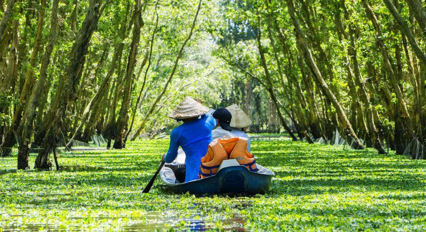 Halong Bay or Mekong Delta: Exploring the Delta by