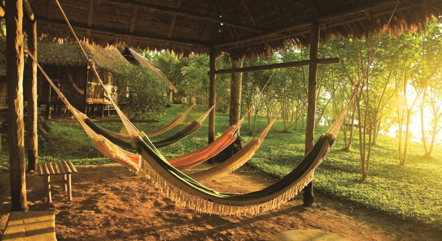 Peru - Puerto Maldonaldo - Inkaterra Rserva Amazonica (4)