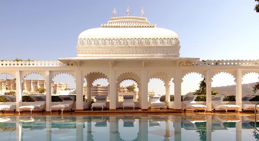 Taj Lake Palace (2)
