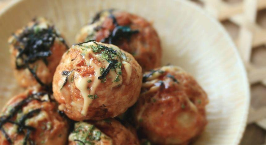 Must-try: Takoyaki rolls